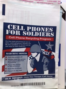 Cell Phones For Soldiers